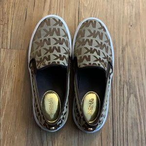 Michael Kors Slide on Sneakers